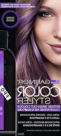 Garnier Hair Color Color Styler Intense Wash-Out Color,