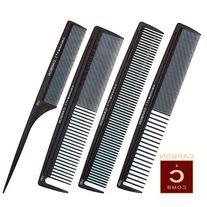 Cricket Stylist Carbon Comb 4 Pack