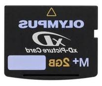 Fujifilm Finepix A210 Digital Camera Memory Card 2GB xD-