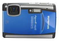 Olympus Stylus Tough-6000 10 MP Waterproof Digital Camera
