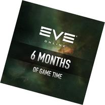 6 Months Subscription: EVE Online