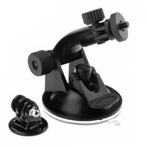1 X Suction Cup Mount +Tripod Adapter For GoPro HD HERO