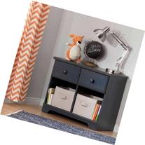 South Shore Summer Breeze 2-Drawer Double Nightstand,