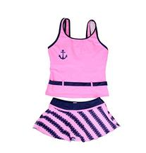 New Arrival Summer Children Kids Two-piece Swimsuit Swimwear