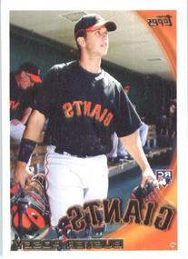 SUPER HOT !!!!! 2010 Topps Baseball Card #2 Buster Posey San