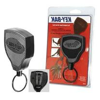 SUPER48 Heavy Duty Retractable Key Holder, Belt Clip,  48""