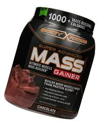 Body Fortress New Super Advancec Mass Gainer, Chocolate, 2.