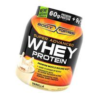 Body Fortress Super Advanced Whey Protein Powder, Vanilla, 2