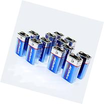 ACDelco 9V Super Alkaline Batteries in Recloseable Package,