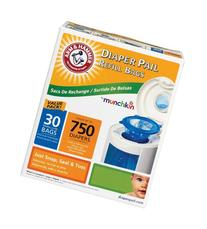 Munchkin New Super Size Package Arm & Hammer Diaper Pail