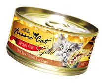 Fussie Cat Super Premium Chicken Formula in Gravy Pet Food,