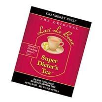 Super Dieter's Tea Cleanse Cranberry Twist 60 unit