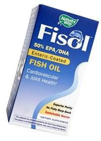 NATURE'S WAY SUPER FISOL,FISH OIL, 90 SGEL