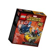 LEGO Super Heroes Mighty Micros: Captain America vs. Red S