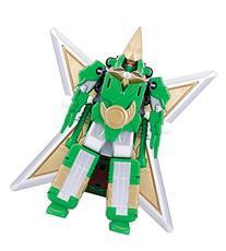 Power Rangers Super Megaforce - Ninja Zord with 2 Ranger