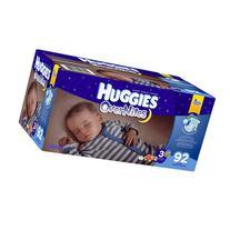 HUGGIES OverNites Diapers, Super Pack