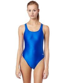 Speedo Solid Super Proback Women Adult Lycra Swimsuit
