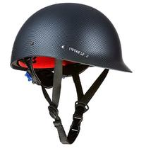 Shred Ready Super Scrappy Whitewater Kayak Helmet-Carbon