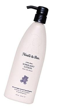 Noodle & Boo Soothing Baby Body Wash for Gentle Baby Care,