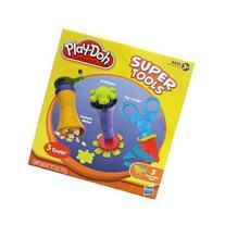 Play-Doh Super Tools - Confetti Maker, EZ Molder, Flip 'n