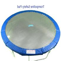 Upper Bounce Super Trampoline Safety Pad  Fits for 14-Feet