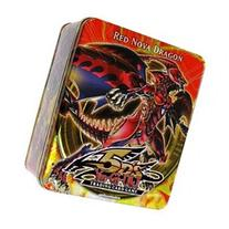 SUPER HOT YuGiOh 5Ds 2010 Collection Tin 2nd Wave Red Nova