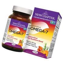 New Chapter Supercritical Omega 7, 60 Softgels