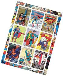 Superman Marvel Heroes stamps for collectors - 9 Mint never