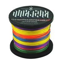 KastKing SuperPower Braid Fishing Line,  Low-Vis Gray, 65LB/