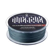 KastKing SuperPower Braid Fishing Line,  Low-Vis Gray, 50LB/