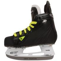Graf Supra 535 Yth. Ice Hockey Skates Size 12c Black/silver