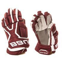 Bauer Supreme 170 Senior Hockey Gloves, 14 Inch, Black/