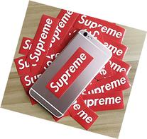 1pc Supreme Box Logo Skateboard Sticker
