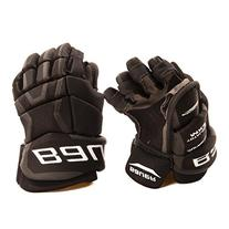 Bauer Supreme TotalOne MX3 Youth Hockey Gloves, 9 Inch,