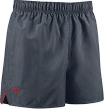 Speedo Surf Runner Volley Swim Trunks, Granite, Medium