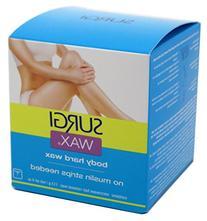 Surgi Wax Bikini-Body-Leg Hair Remover Wax 4oz Jar