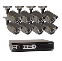 Q-See Surveillance System QTH916-8AG-2 16-Channel HD Analog