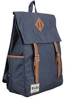 8848 Adult Survey Campus Backpack Polyester Big Volume Bag