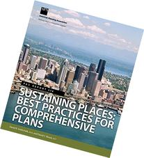 Sustaining Places: Best Practices for Comprehensive Plans
