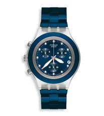 Swatch Men's SVCK4041AG Full Blooded Sea Watch