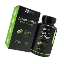 SVETOL Green Coffee Bean Extract, 90 Liquid Softgels with