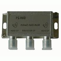 SW 21 Multi Dish Switch for Dish Network
