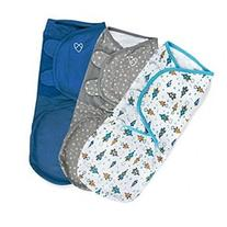 SwaddleMe Original Swaddle 3-PK, SuperStar