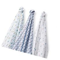 SwaddleDesigns SwaddleLite Cute & Calm 3 Pack Swaddle