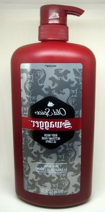 Old Spice Swagger Body Wash - Man Sized - Convenient Pump