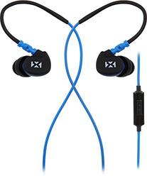 NVX Sweat and Water-Resistant  Sport In-Ear Headphones with