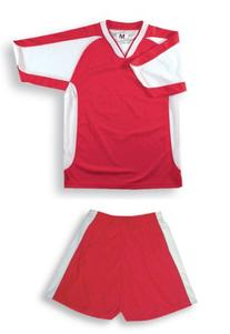 Sweeper soccer uniform set for youth or adult soccer teams