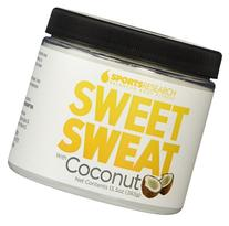 Sweet Sweat Coconut 'Workout Enhancer' Gel - Made with Extra