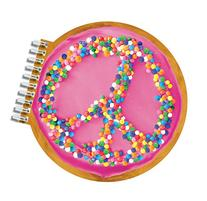 iscream Sweet Valentine Chocolate Scented 'Peace Sprinkles'