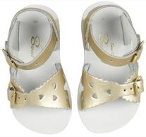 Salt Water Sandals by Hoy Shoe Style 1400 Sandal ,Shiny